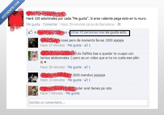 abdominales,estado,facebook