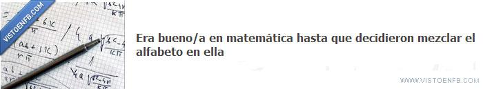Alfabeto,Bueno,Facebook,Matemáticas
