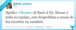 Enlace a Si el Dr. House fuera español