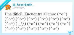 Enlace a Encuentra al emo por @_RogerSmith