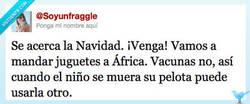 Enlace a Mandar vacunas por Soyunfraggle