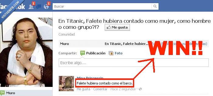 barco,crítico,facebook,Falete,grupo,hombre,titanic
