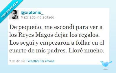 Reyes Magos,Twitter