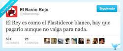 Enlace a La monarquía española por @elbaronrojo