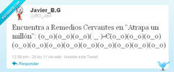 Enlace a ¡Remedio, qué remedio! por @BG_Javi