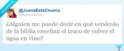 Enlace a Enseñanzas Bíblicas por @JuanaEstaChueca