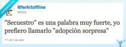 Enlace a Adopción sorpresa por @ferkitoffline