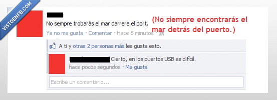 mar,not found,puerto,USB