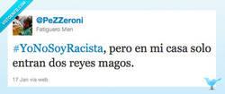 Enlace a Yo no soy racisa pero... por @PeZZeroni
