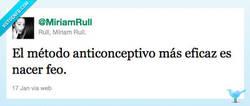 Enlace a El mejor método anticonceptivo por @MiriamRull