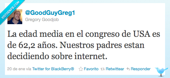 Congreso,Internet,Padres,USA