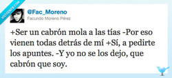 Enlace a Soy un malote por @fac_moreno
