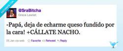 Enlace a ¡Cállate! por @sraBitcha
