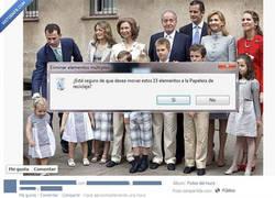 Enlace a La Familia Real