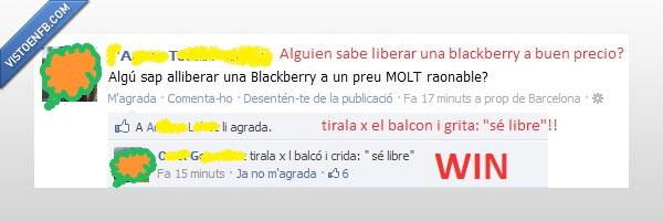 blackberry,liberar,móvil