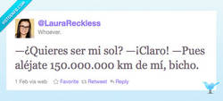 Enlace a Quita bicho por @LauraReckless