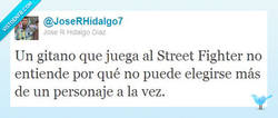 Enlace a Versión peculiar del Street Fighter por @JoseRHidalgo7