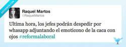 Enlace a Reforma laboral por @RaquelMartos