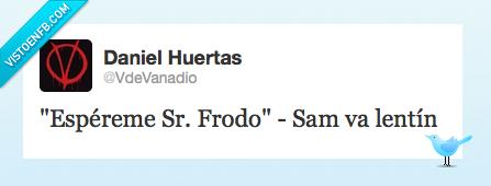 ESDLA,Frodo,lentín,Sam,VdeVanadio