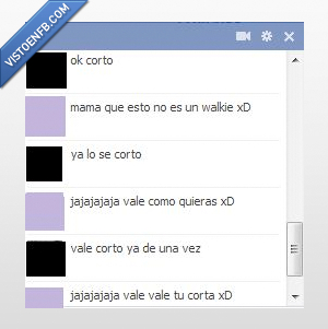 cambio,chat,conversación,corto,Facebook,Madre,walkie