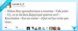 Enlace a La infancia de Rajoy por @LucasEscope