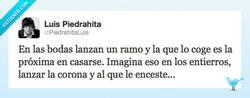 Enlace a Imagina eso en los entierros por @PiedrahitaLuis