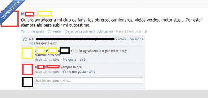 Albañiles,Autoestima,Comentario,Estado,Facebook,Piropos