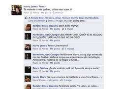 Enlace a Harry Potter vs. Crepúsculo