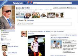 Enlace a El Facebook de Su Majestad Juanca