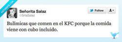 Enlace a Las bulímicas van al KFC por @SrtaSalaz