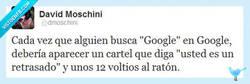 Enlace a Buscar Google en Google por @dmoschini