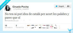 Enlace a Català inigualable por @Cynthia_JuaaSS