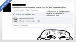 Enlace a Google está en todas partes