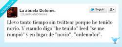 Enlace a Quedar bien ante tus seguidores por @LaAbueladolores
