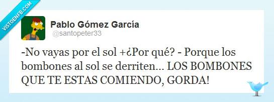238722 - Piropos a medias por @santopeter33