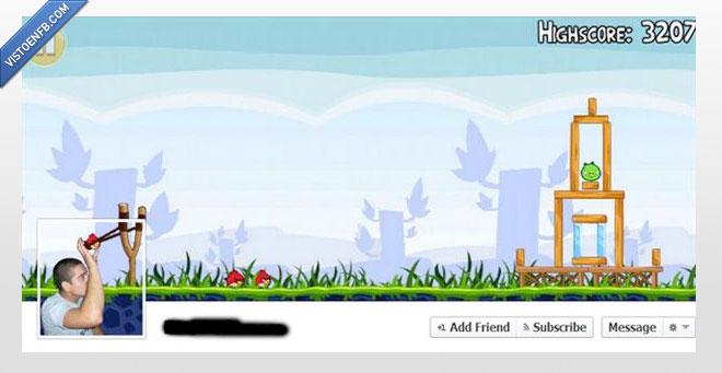 angry birds,foto de portada,perfil,timeline