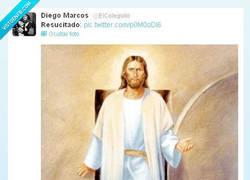 Enlace a Walking Jesus por @ElColeguito
