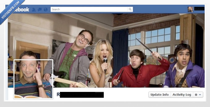 biografía,facebook,sheldon,thte big bang theory,timeline