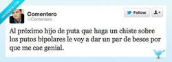 Enlace a Pobres bipolares por @Comentero