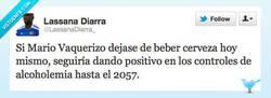 Enlace a Mario Vaquerizo ya no tiene sangre por @LassanaDiarra_