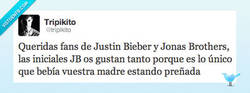 Enlace a Queridas fans de Justin Bieber por @tripikito