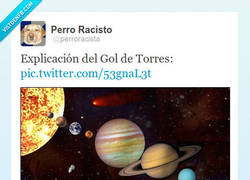 Enlace a Explicación del gol de Torres por @perroracista