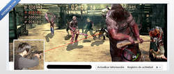 Enlace a Sobreviviendo en Resident Evil