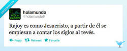 Enlace a Por eso no hay recortes en religión por @holamundo9