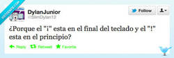 Enlace a Exclamaciones incomprensibles por @SliMDylan12