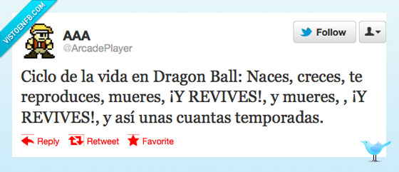 ball,ciclo,dragon,Twitter,vida