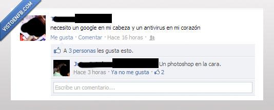 antivirus,cabeza,cara,corazón,google