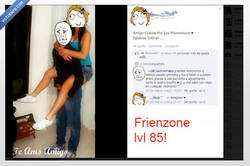Enlace a FriendZone level 85!