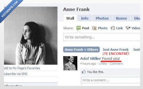 Anna Frank,Found You,Hitler,Judíos,Te encontré