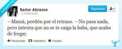 Enlace a Perdón por el retraso por @SrAbrazos